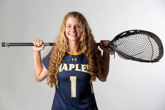 Kyleigh Chickering, Naples High School, Lacrosse, Junior