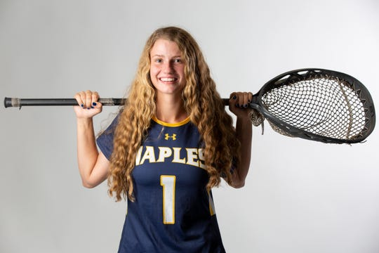 Kyleigh Chickering, Naples High School, Lacrosse, Junior