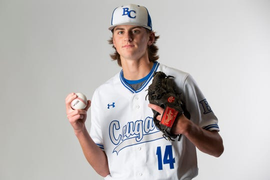 Thomas Balboni, Barron Collier High School, Baseball, Senior