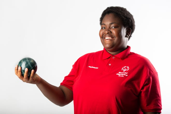 Tajha Ilerant, Immokalee High School, Bocce and Bowling, Senior