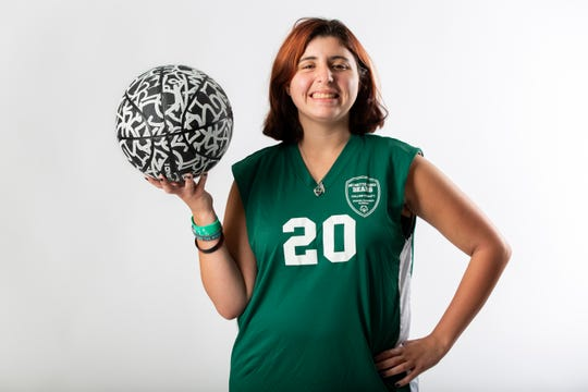 Ashley Gonzalez, Palmetto Ridge High School, Basketball, Senior