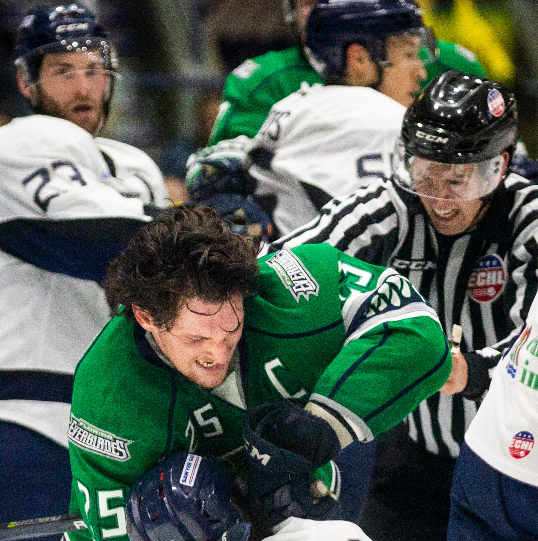 ECHL hockey: Florida Everblades switch NHL affiliation to Nashville Predators