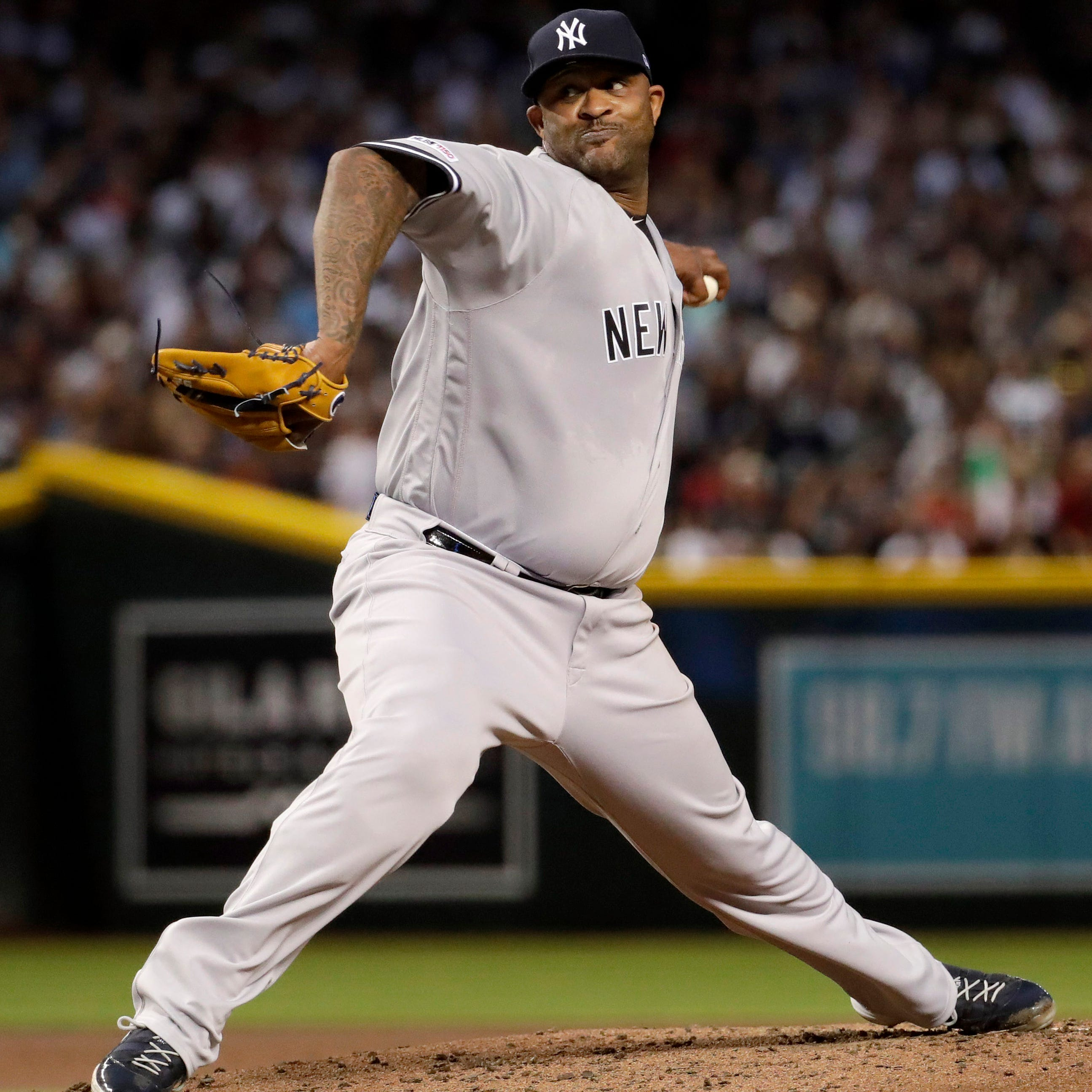 Yankees' CC Sabathia reaches 3,000 strikeouts, and next stop could be Cooperstown