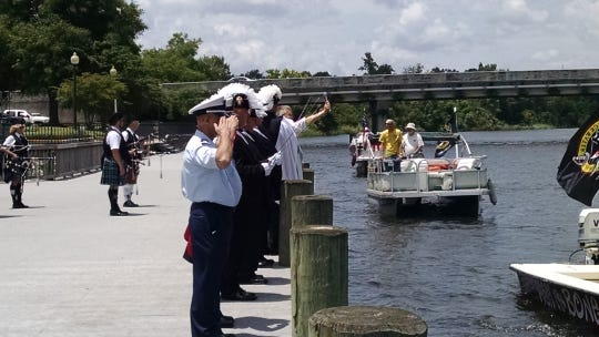 The Blackwater Pyrates in conjunction with The Knights of Columbus of Milton are sponsoring a Blessing of the Fleet on Saturday.