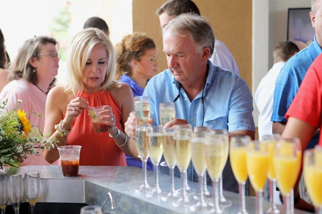 The Gulf Coast Kid's House returns Sunday with its signature fundraiser Brunch and Bubbles.