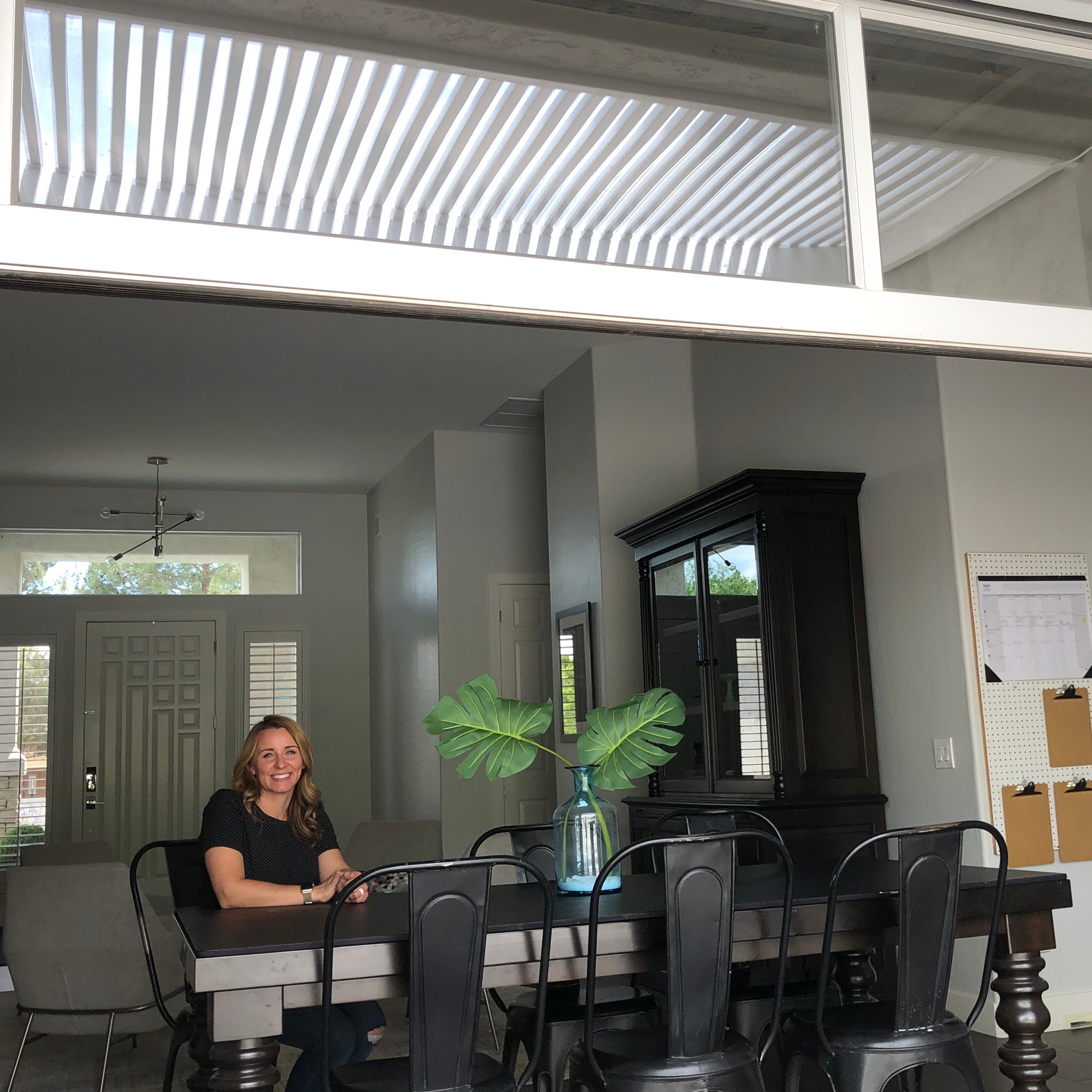 A garage door in the living room? Gilbert mayor's home creatively opens up the space
