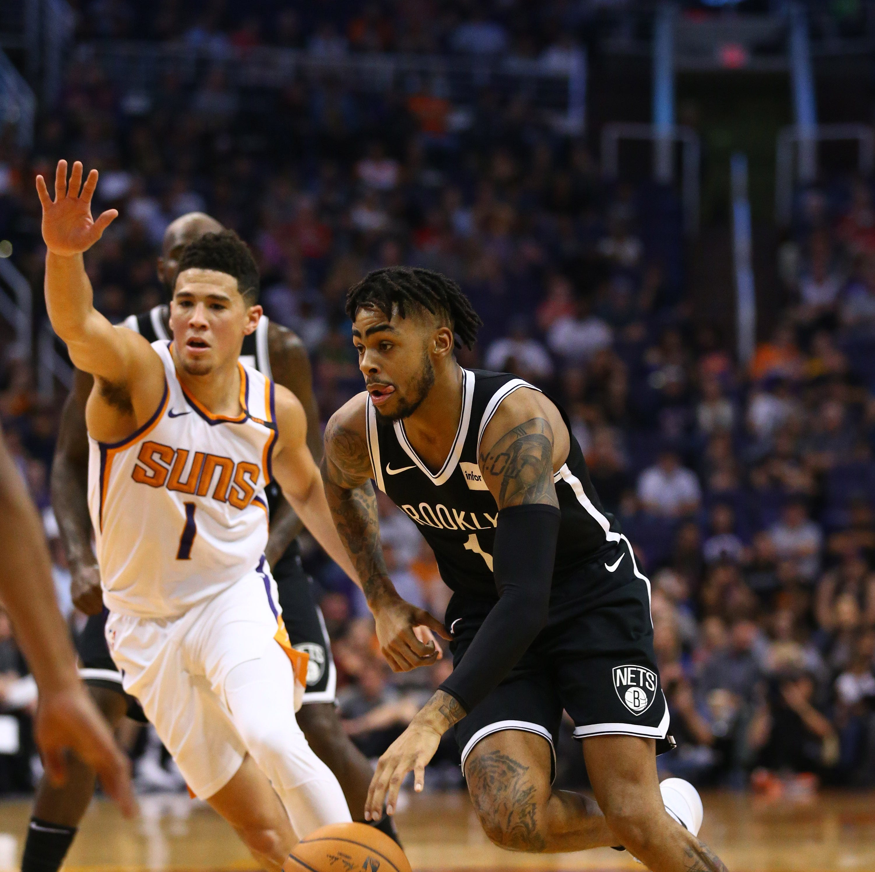 D'Angelo Russell to Suns? Phoenix on list of possible landing spots for Brooklyn Nets star