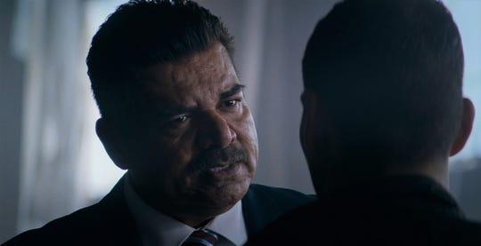 "George Lopez stars in ""El Chicano."""