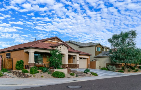 Home sales climbed 29 percent in Desert Ridge's 85054 ZIP code last year. The median home price increased 13 percent to $550,000.