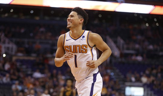 Devin Booker's best days are ahead of him.