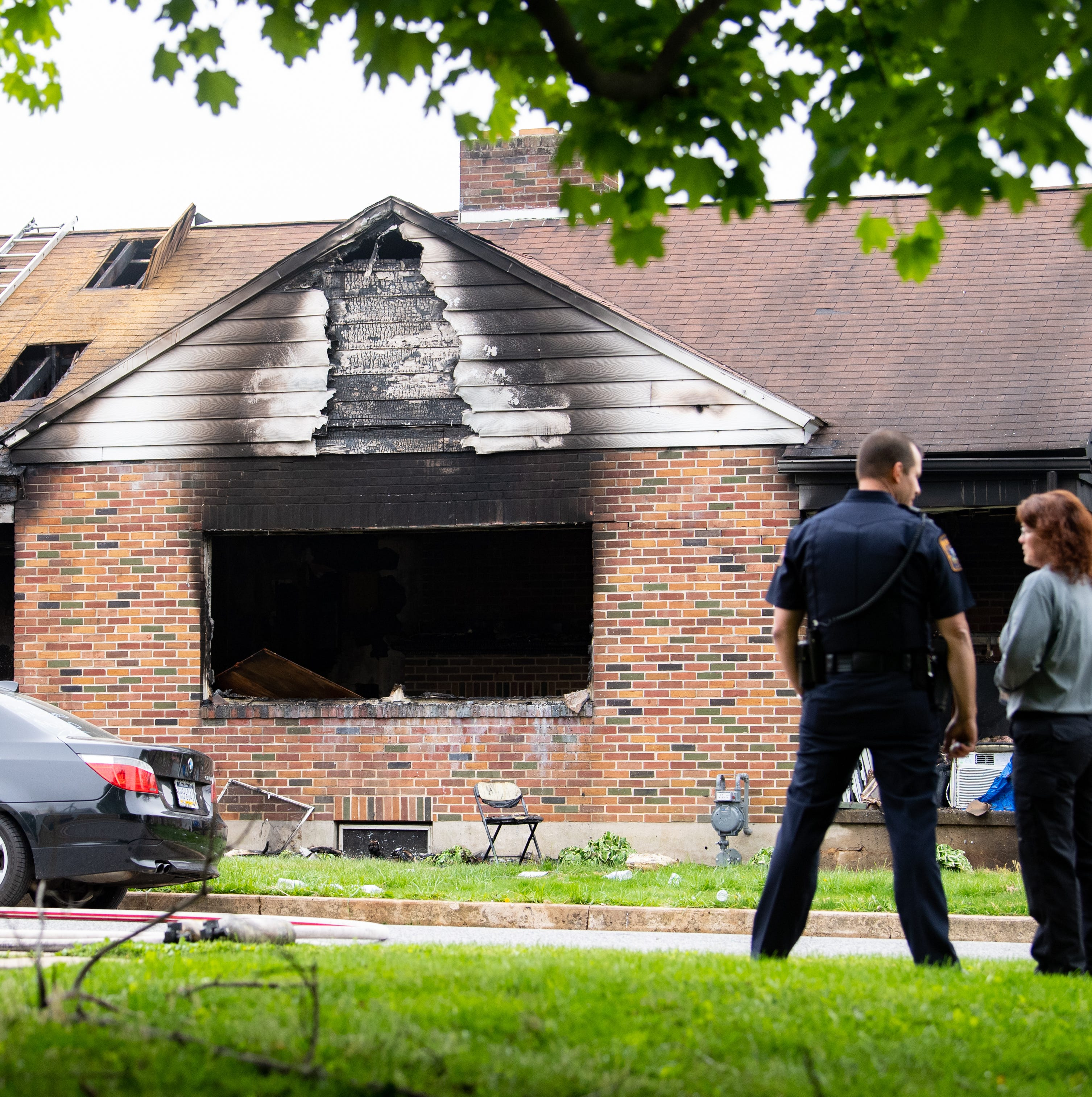 Careless smoking caused fatal fire in West Manchester Township, chief says