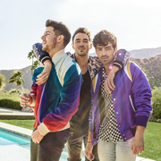 "The Jonas Brothers released their new album ""Happiness Begins"" in June, and the cover was shot in Palm Springs."