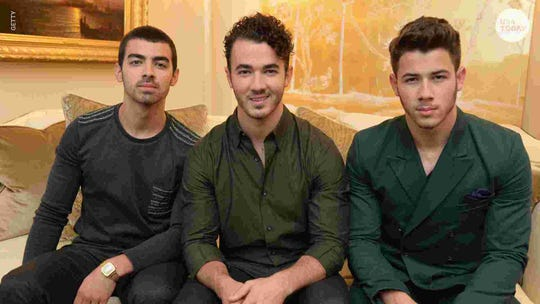 The Jonas Brothers have booked an Aug. 27 show at Buffalo's KeyBank Center.