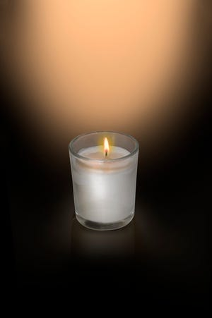 International Holocaust Memorial Day, Yarhtzeit Candle, Remembering Loved One
