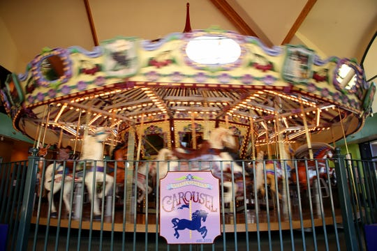 Salem's Riverfront Carousel will celebrate 18 years on June 1, 2019.