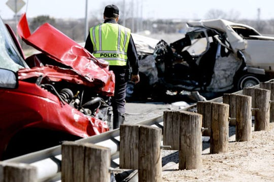 Shawna Ralph, 17, and Kenneth Savage, 18, died in a head-on collision March 8, 2008.