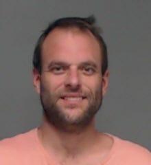 Arrest photo of Jared Lane Elkins