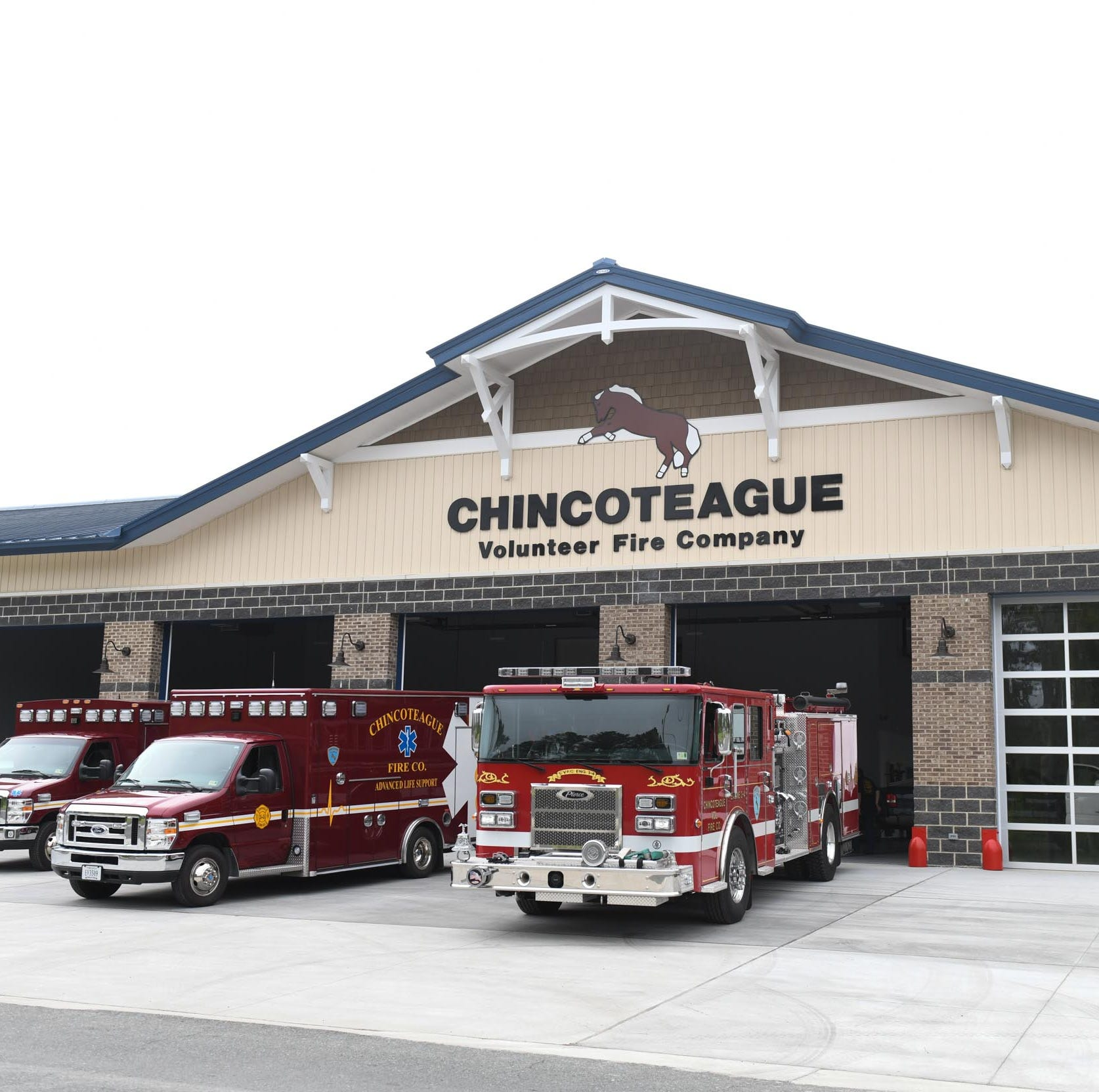 Chincoteague Volunteer Fire Company moves into new station