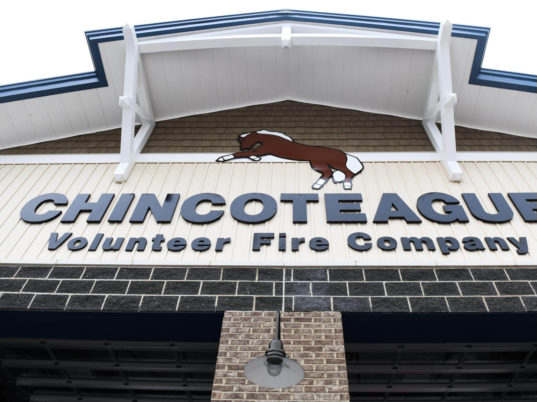The new Chincoteague Volunteer Fire Department has started the process of moving into their new location at 5175 Chicken City Road at on Wednesday, May 1, 2019.