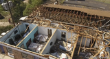 Drone Footage of Ruston Tornado Aftermath by Twin Blends