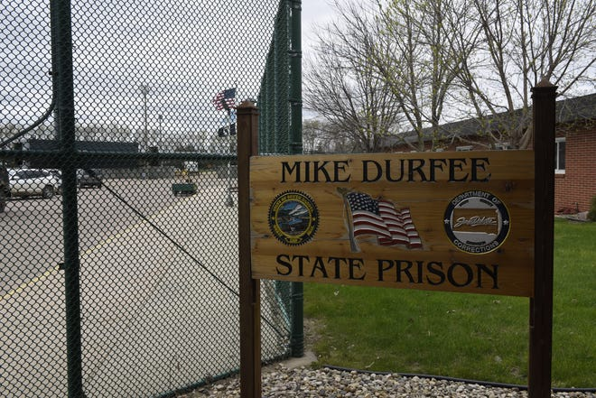 A coronavirus outbreak at Mike Durfee State Prison, a minimum-security facility in Springfield, SD, has infected 294 prisoners, 28% of the inmate population..