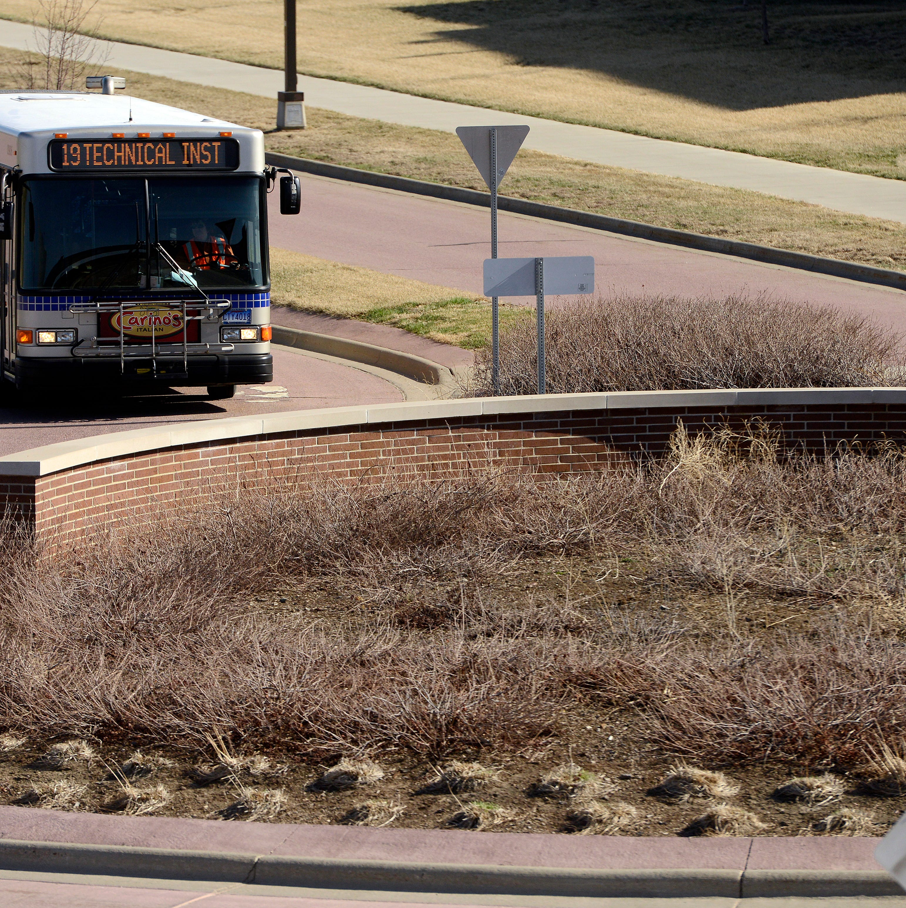 Sioux Falls bus routes face massive overhaul as City Hall eyes 'rapid transit' system