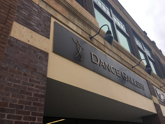 Dance Gallery's downtown location at 218 S. Main Ave.