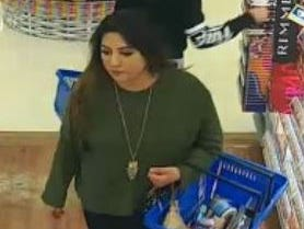 The Sioux Falls Police Department is looking for the public's help in identifying the subject(s) in reference to a theft on April 23, 2019. If you know the subject(s) please contact CrimeStoppers at 367-7007 or call the Sioux Falls Police SFPD CC#19-7264.