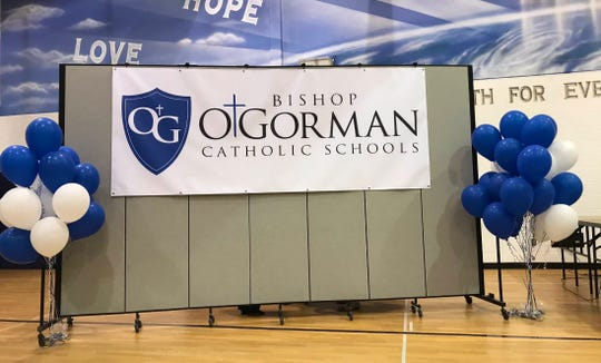 "The Sioux Falls Catholic School system will be called ""Bishop O'Gorman Catholic Schools"" after the late Sioux Falls Bishop Thomas O'Gorman."
