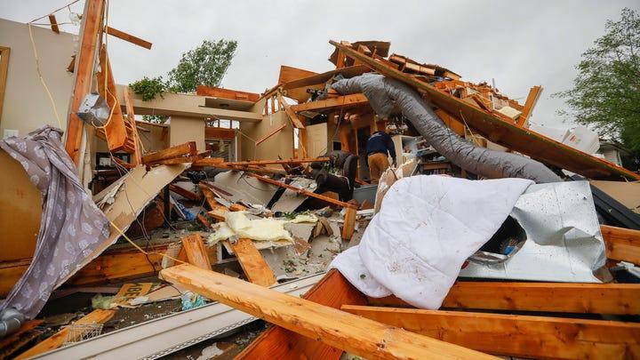 Close calls: Ozark school leader, Waterford resident also survived Joplin tornado