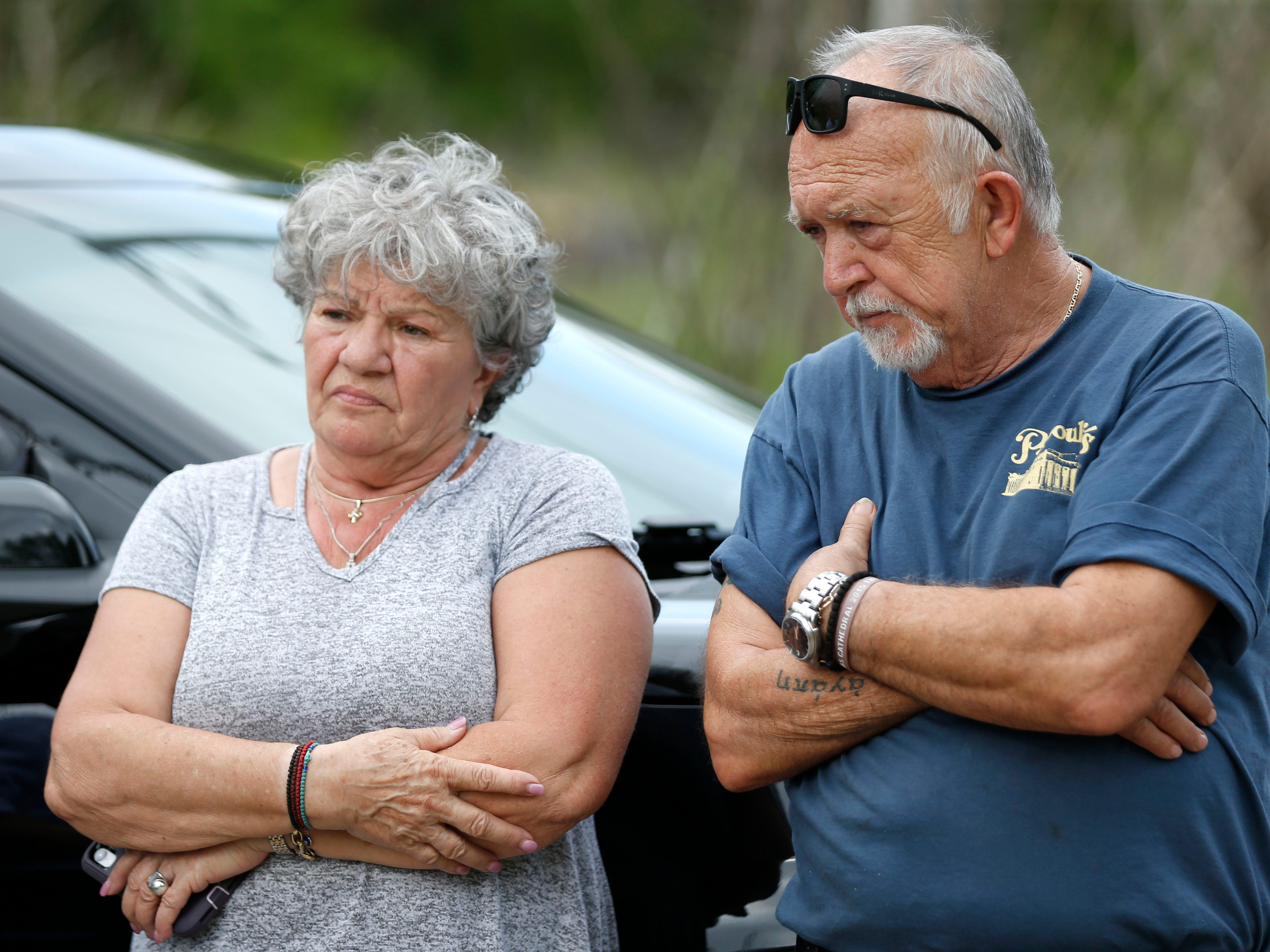 A fire broke out at Papouli's Restaurant shortly after 3 p.m.  on Wednesday, May 1, 2019, moderately damaging the Greek-style establishment beloved by many people across the Ozarks. Bessie and Tom Haldoupis, owners of Papouli's since 1986, were on scene.