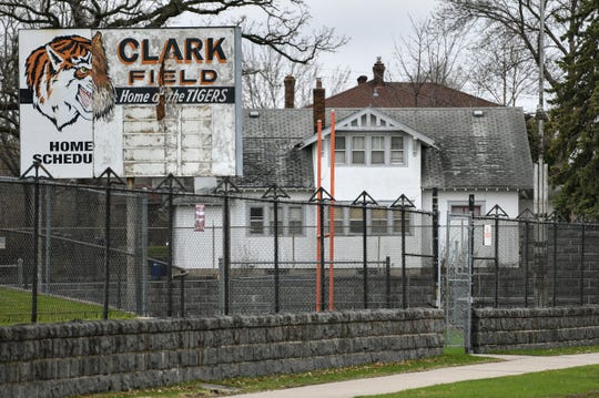 The St. Cloud School board is expected to approve a plan to demolish a house at 1108 Seventh St. S near Clark Field.