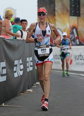 Cherie Gruenfeld is among the athletes scheduled to compete this Saturday in the St. George IRONMAN 70.3.