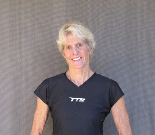 Cherie Gruenfeld is planning to compete this Saturday in the St. George IRONMAN 70.3.