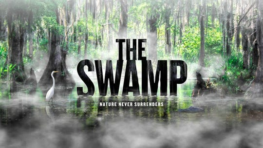 "The PBS movie ""The Swamp: Nature Never Surrenders"" will be shown at 7 p.m. May 14 at the Lyric Theatre."