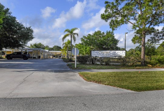 The Cross Church, 1484 S.W. 34th St. in Palm City, is the temporary school site for the Treasure Coast Classical Academy. The charter school is expected to add to the traffic concerns beginning Aug. 12 for residents along Southwest 34th Street, which will be in addition to the twice-daily school traffic from the parents of Palm City Elementary students, already traveling Southwest 34th Street twice daily.