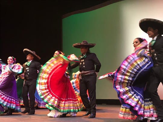Ballet Folklorico Paso del Norte will perform at the Cinco de Mayo celebration put on by the Mexican Consulate Saturday.