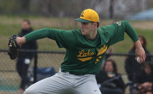 Baseball: Joey Vetrano Named Gatorade's New York Player Of