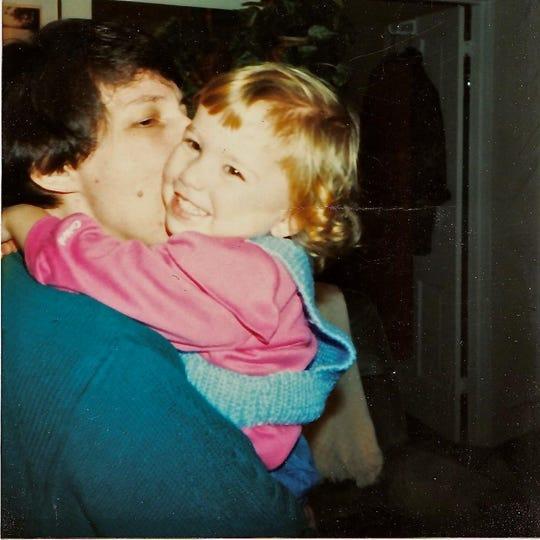 Caitlin Shuda and her mom, Deb Shuda
