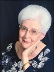Elsie Mae Goins Ashby, a retired teacher, has been named as the 2019 Doan's May Picnic Woman of the Year.  Her roots in this community began when her grandfather, Jim Crisp, moved with his family from North Carolina to Texas.
