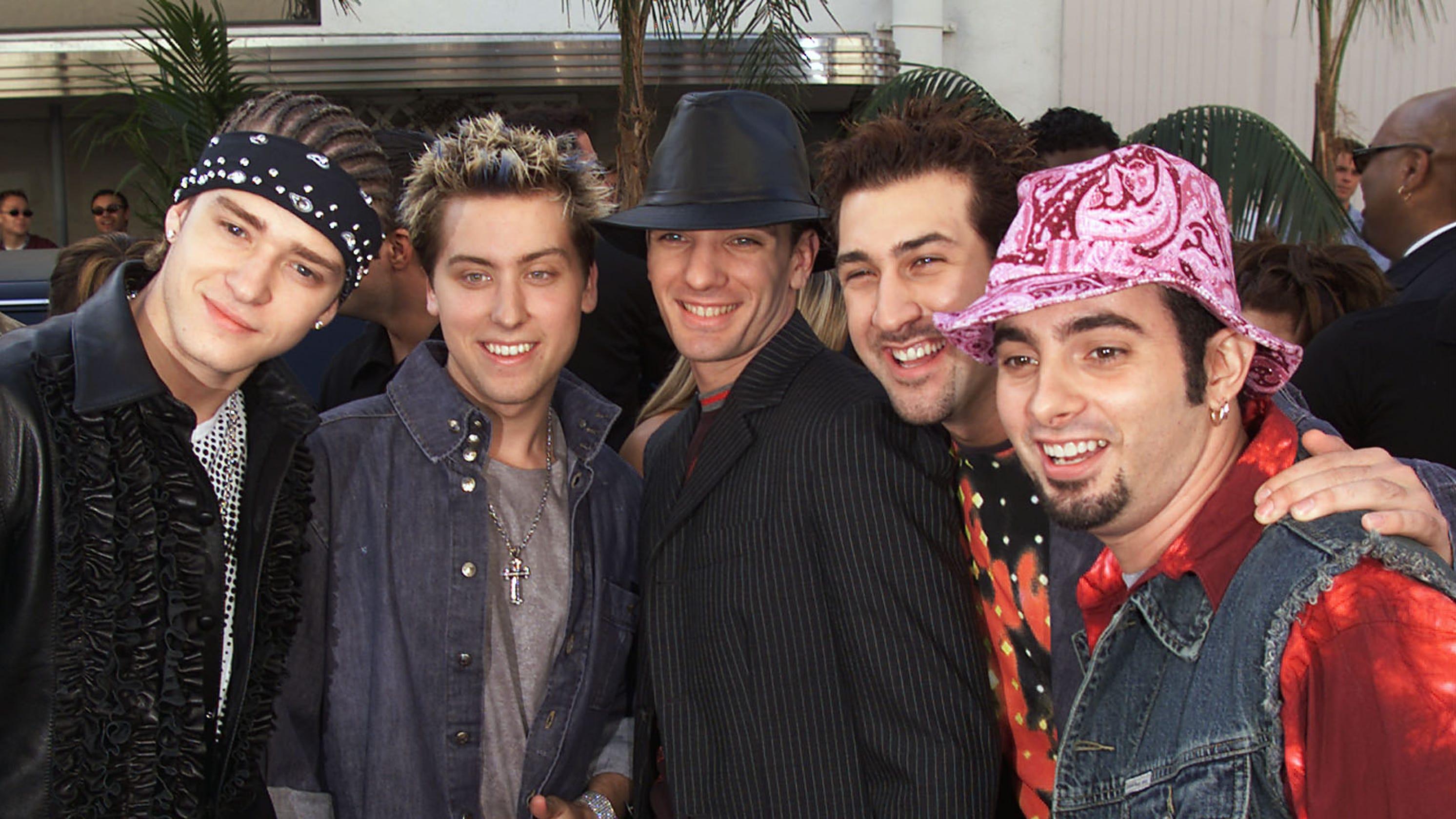 Its Gonna Be May Justin Timberlakes Nsync Bandmates Troll Him