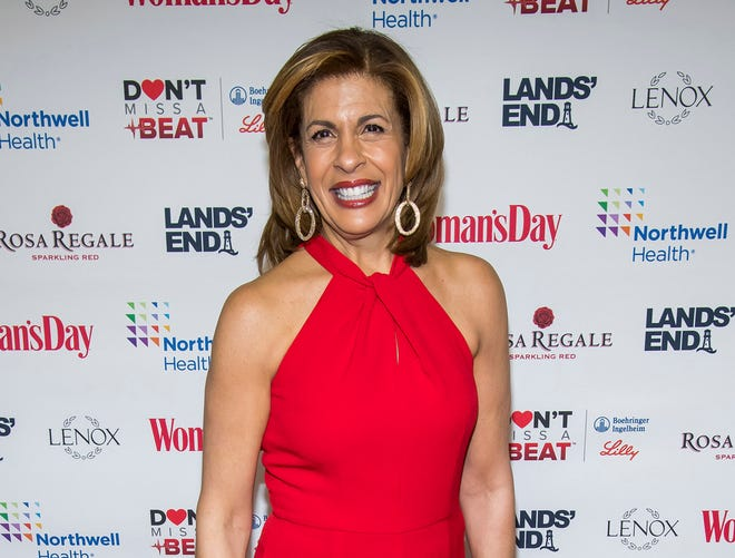 "Hoda Kotb announced when she will be returning to the ""Today"" show after maternity leave."