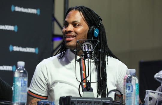 Waka Flocka Flame marked himself safe after the UNC Charlotte shooting Tuesday. He was scheduled to perform on campus Tuesday night.