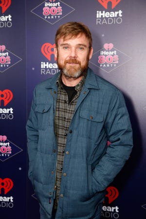 Ricky Schroder arrives at the iHeart80s Party on Jan. 28, 2017 in San Jose, California.