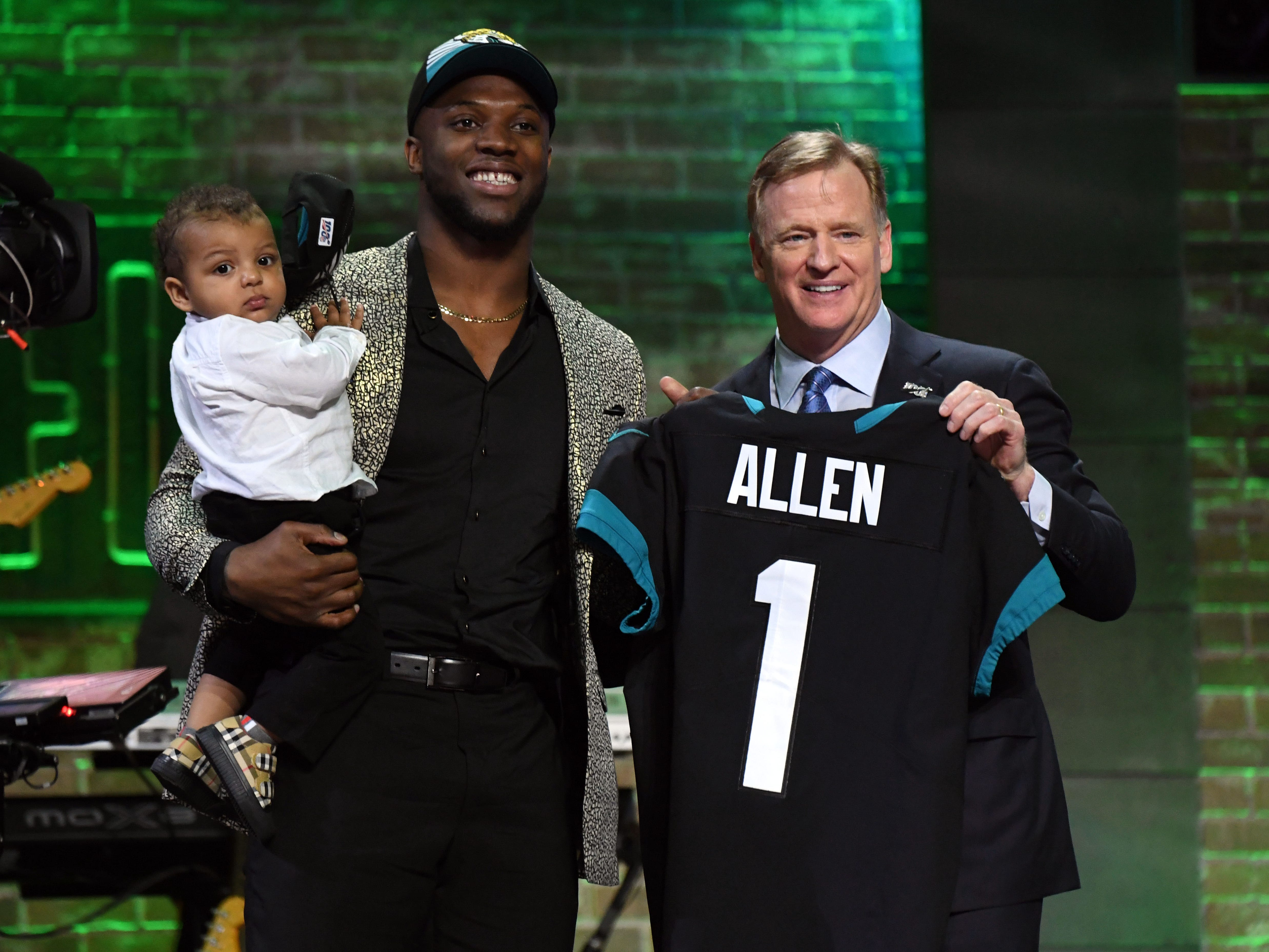 19. Jaguars (19): They may struggle to score 20 points a game. But they may also be back to surrendering just 17 per week, adding Josh Allen to loaded D.