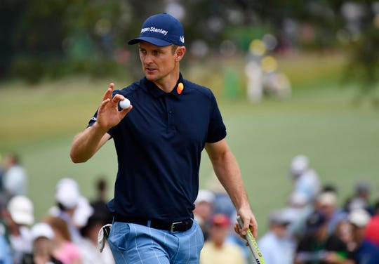 Justin Rose says he got his Masters preparation wrong. He'll prepare for the PGA Championship differently.