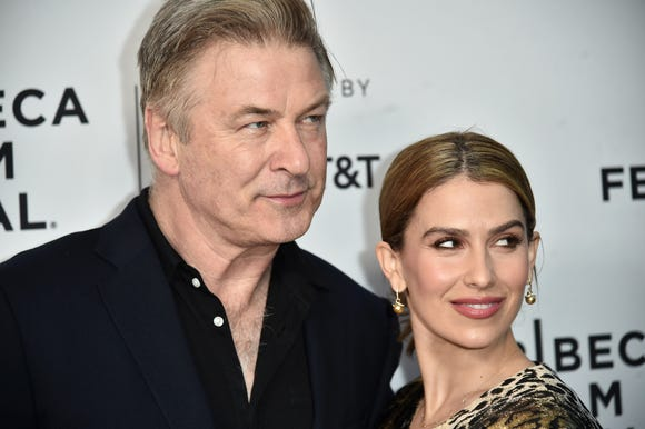 Alec Baldwin opens up about wife's miscarriage.
