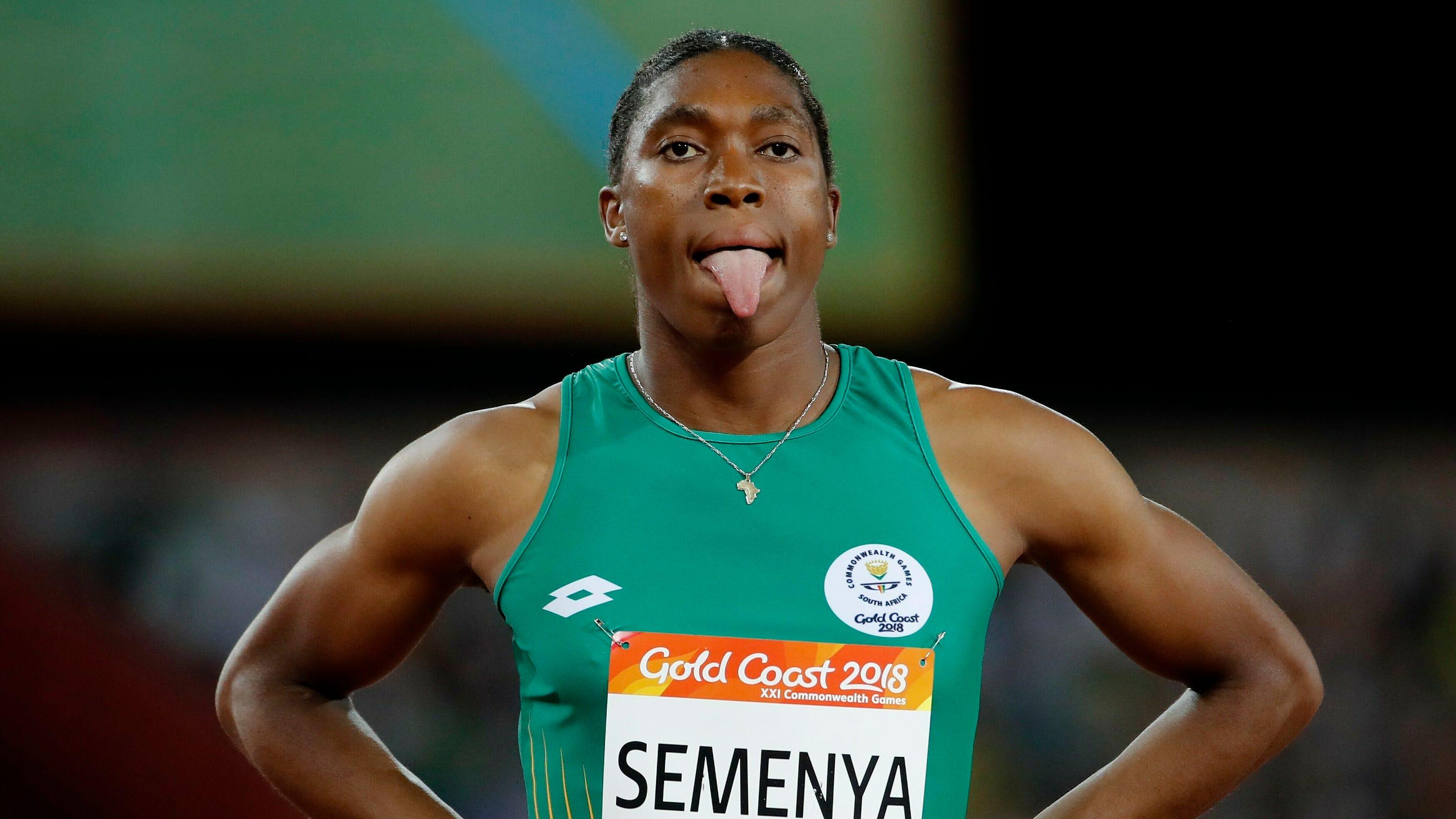 Image result for Caster Semenya