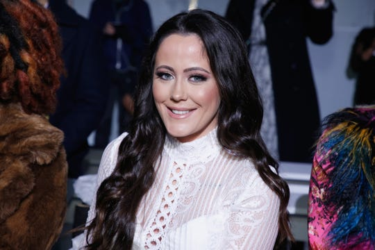 Jenelle Evans  attends the Indonesian Diversity FW19 Collections during New York Fashion Week on February 7, 2019.