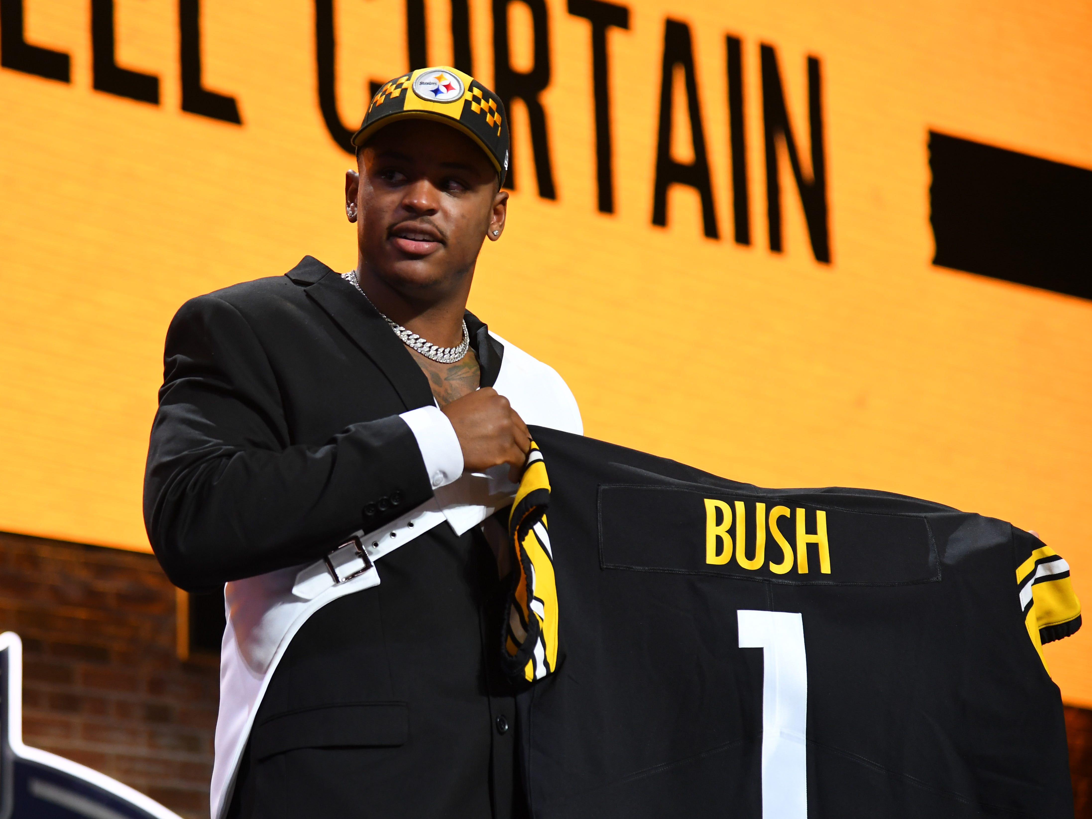 14. Steelers (17): Atypically aggressive draft move for Devin Bush needs to pay off – but defense needed player who could pick up where Ryan Shazier left off.